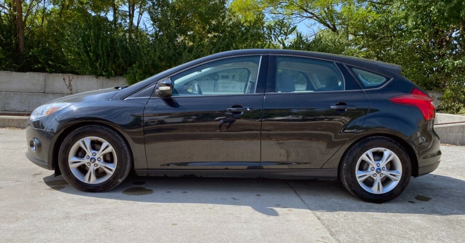 This 2013 Ford Focus Hatch could be a great delivery car