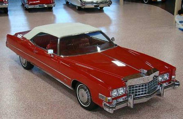 1973 Cadillac Eldorado convertible | eBay Motors Blog
