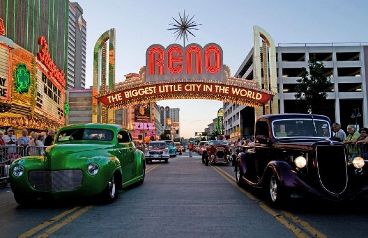 Its Time For Renos Hot August Nights EBay Motors Blog - Hot august nights car show reno nevada