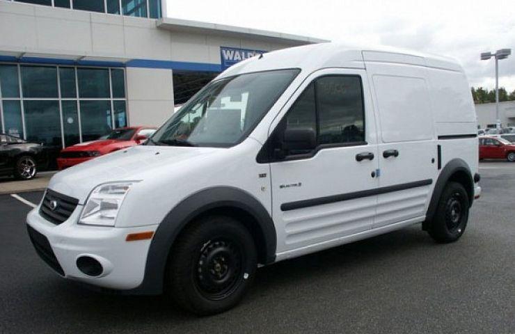 2011 Ford Transit Connect Electric Ebay Motors Blog