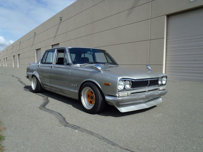 1972 Nissan Skyline 2000gt Ebay Motors Blog