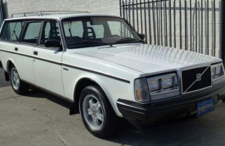 1983 Volvo 240 GLT Wagon | eBay Motors Blog