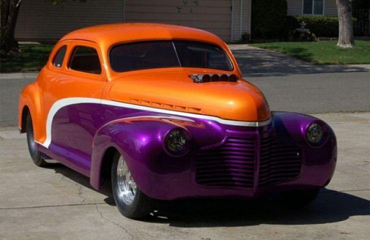 1941 Chevy Ethanol Hot Rod | eBay Motors Blog