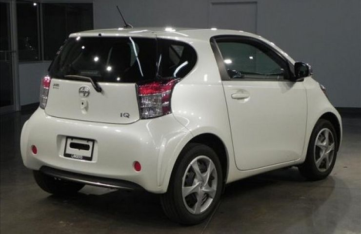 2012 Scion Iq Ebay Motors Blog