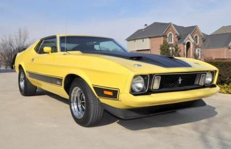 1973 ford mustang mach 1 | ebay motors blog