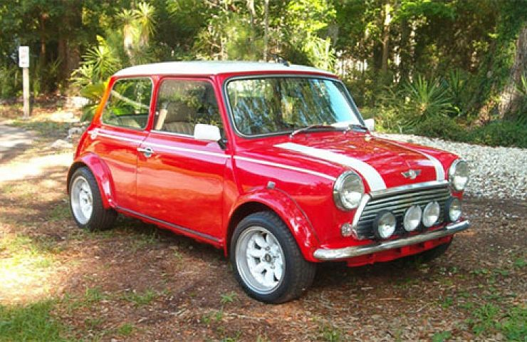 Green Driving 1969 Classic Mini Cooper Ebay Motors Blog