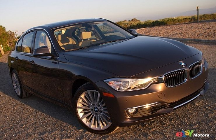 Review BMW I Sedan EBay Motors Blog - 2012 bmw 328i sedan