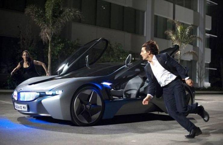 BMW Continues Promotion of i8 Plug-in Hybrid Supercar | eBay Motors Blog