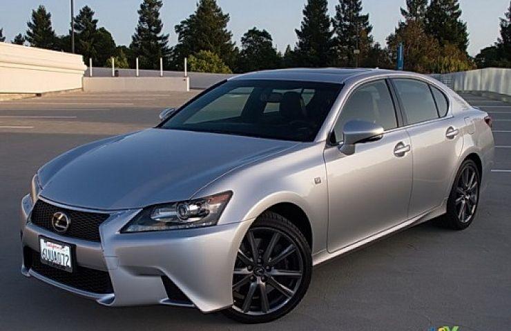 Review: 2013 Lexus GS 350 F Sport