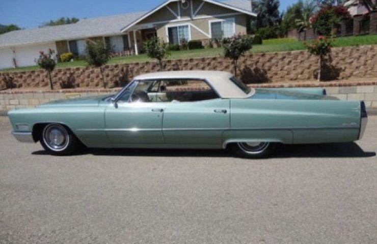 Ebay Listing 1967 Cadillac Deville Ebay Motors Blog
