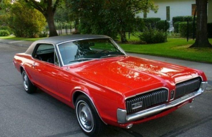 Ebay Listing 1967 Mercury Cougar Ebay Motors Blog