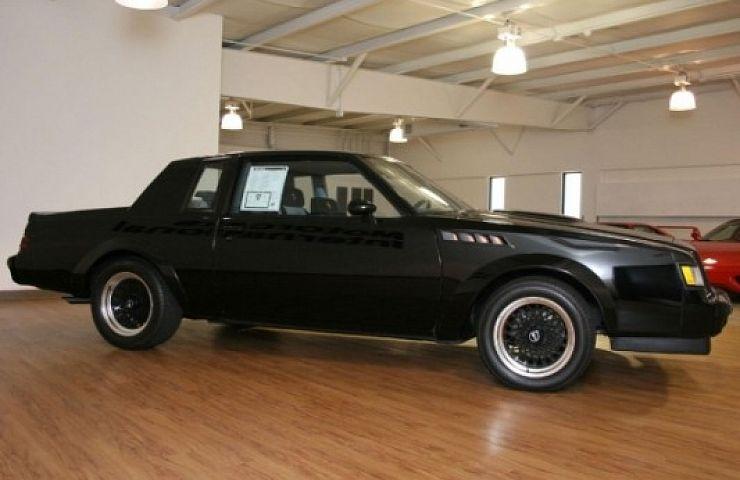 eBay Listing: 1987 Buick GNX   eBay Motors Blog