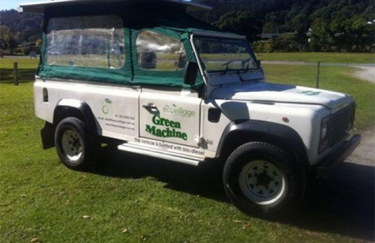 eBay Listing: 1996 Land Rover Defender | eBay Motors Blog