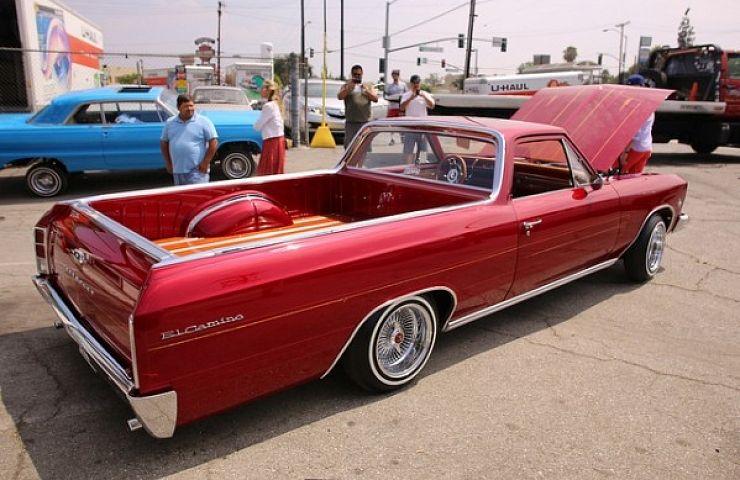 BUILT from eBay: 1966 Chevrolet El Camino | eBay Motors Blog