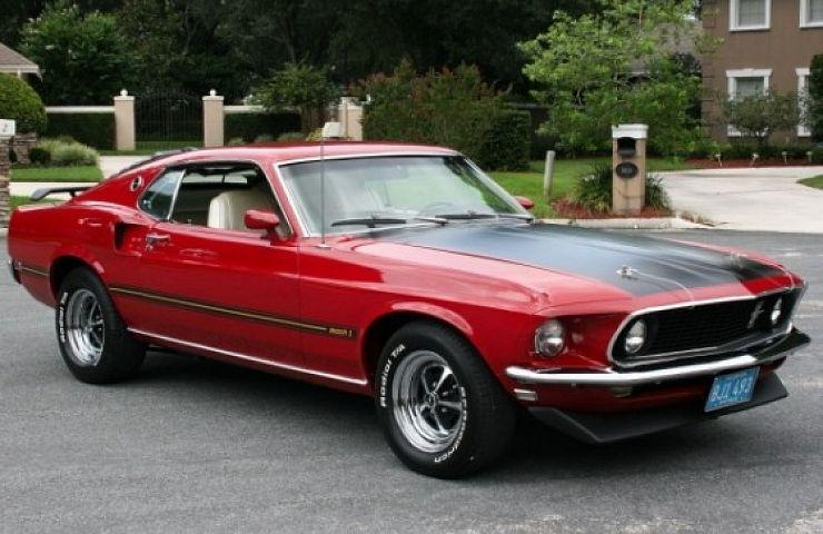 1969 Ford Mustang Mach 1  eBay Motors Blog