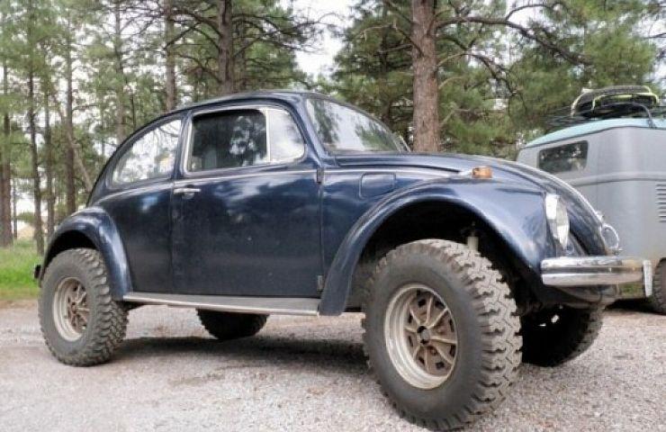 eBay Listing: 1969 Volkswagen Beetle Baja | eBay Motors Blog