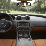 2012 Jaguar XJL interior