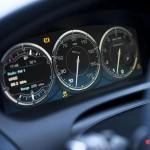 2012 Jaguar XJL instrument pod
