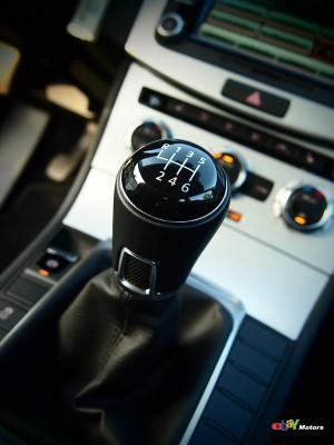 2013 Volkswagen CC 6-speed manual transmission