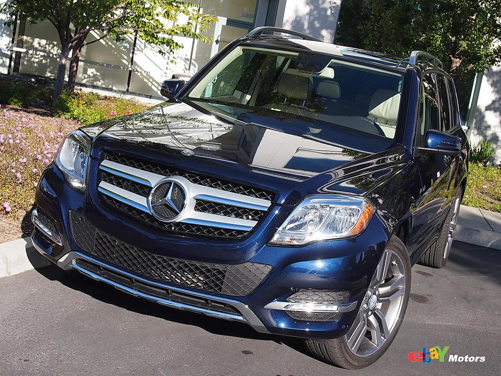 Review 2012 Mercedes Benz Glk350 Ebay Motors Blog