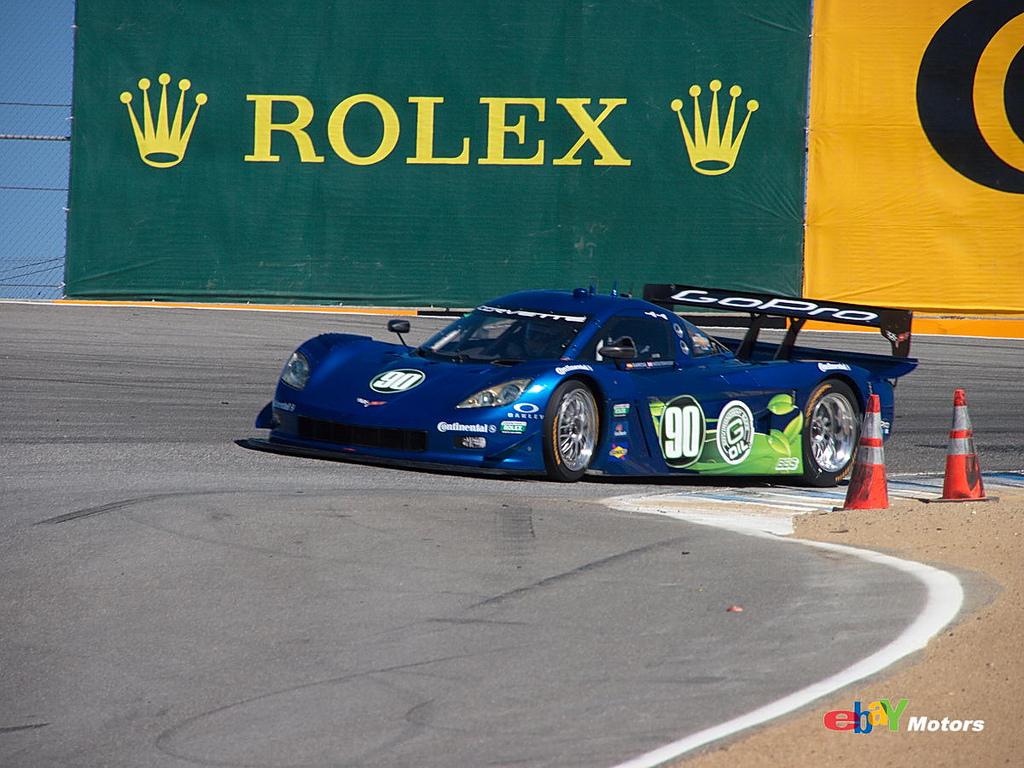 Superior Rolex Sports Car Series At Mazda Raceway