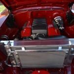 Chevrolet Camaro Engine 6.2L LS3 in 1957 Bel Air