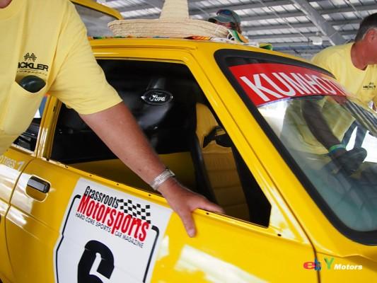 Grassroots Motorsports $2012 Challenge Mickler Motorsports Ford Fiesta