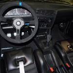 Kevin Byrd 1990 BMW M3 [E30] interior