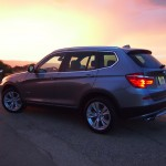 2013 BMW X3 xDrive35i LED adaptive brakelights