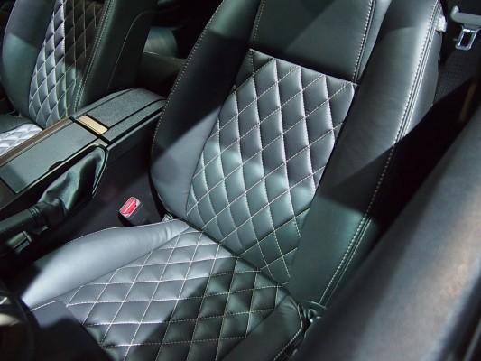 Katzkin Custom Leather Interior