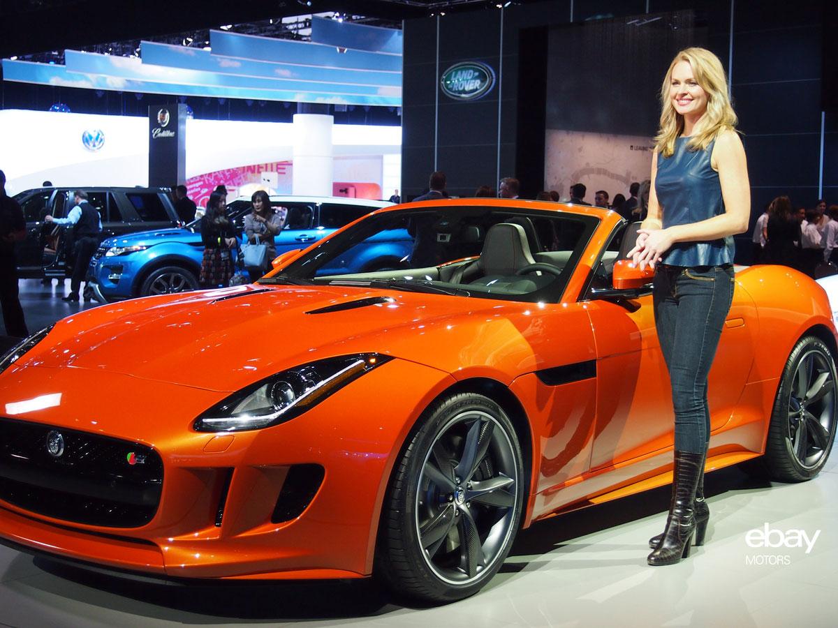 All New 2014 Jaguar F Type And 2014 XFR S Sedan | EBay Motors Blog