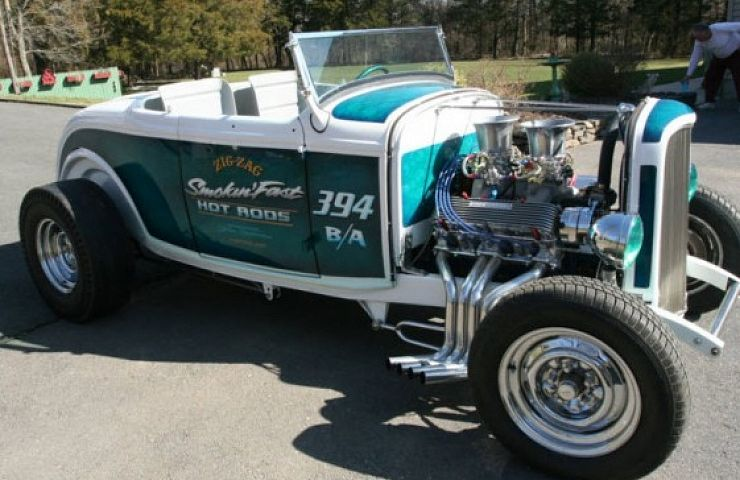 1932 Ford Roadster Henry Steel Hot Rod Ebay Motors Blog