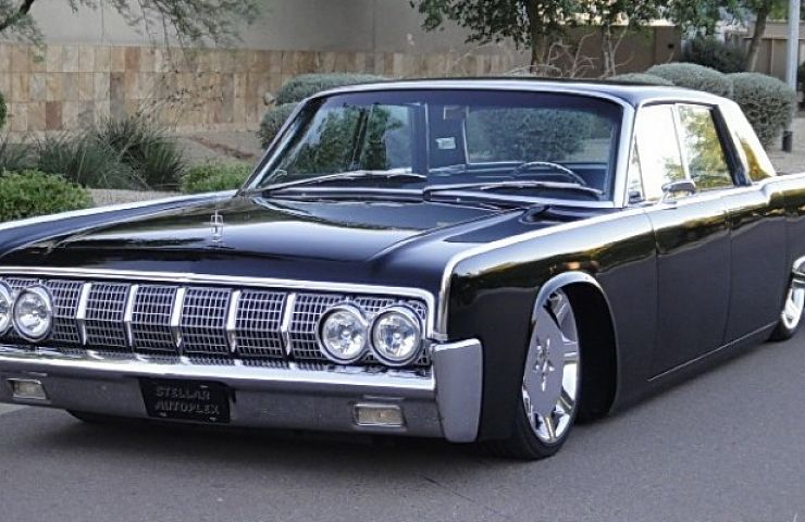 custom 1964 lincoln continental ebay motors blog. Black Bedroom Furniture Sets. Home Design Ideas