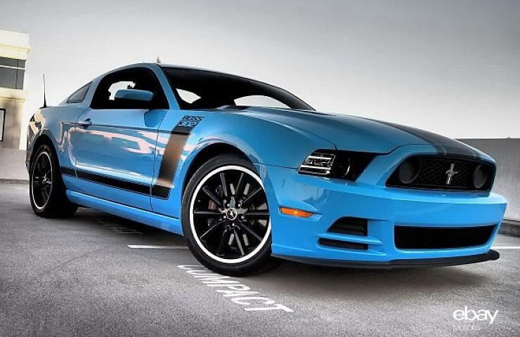 Review: 2013 Ford Mustang Boss 302 | eBay Motors Blog