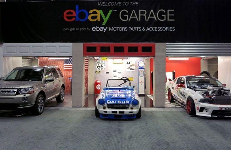 Adam Carolla Visits Ebay Garage At L A Auto Show Ebay Motors Blog
