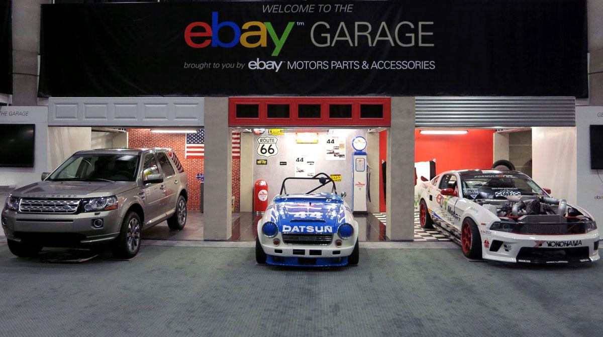 Awesome Adam Carolla Visits EBay Garage At L.A. Auto Show | EBay Motors Blog