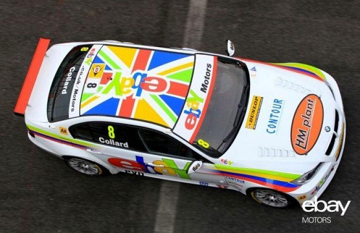 Ebay Motors Uk Extends Wsr Sponsorship For Btcc Season Ebay Motors Blog