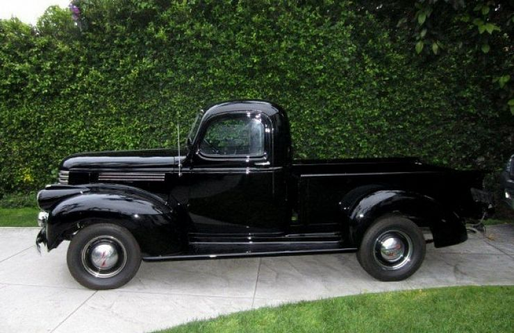 Steve Mcqueen's 1941 Chevrolet Pickup On Ebay Motors Blogrhebay: 1941 Chevrolet Truck Wiring Diagram At Elf-jo.com