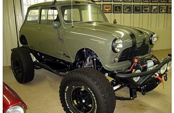 Classic Mini Monster EBay Motors Blog - Classic mini car