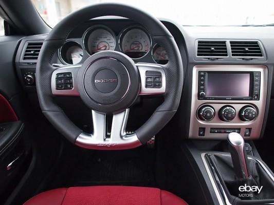 013 Dodge Challenger Srt8 Steering Wheel Ebay Motors Blog