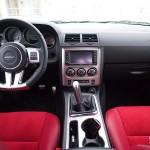2013 Dodge Challenger SRT8 interior