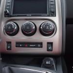 2013 Dodge Challenger center stack