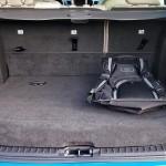 Ford C-MAX Hybrid rear cargo area