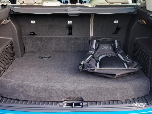 Ford C Max Cargo Space >> Ford C Max Hybrid Rear Cargo Area Ebay Motors Blog