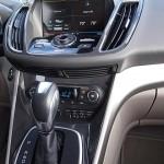 Ford C-MAX Hybrid center console