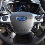 C-MAX steering wheel controls