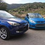 2013 Ford Escape vs Ford C-MAX hybrid