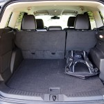 34.3 cubic feet of cargo space behind 2nd row seats