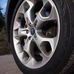 17-inch aluminun wheels