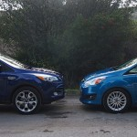 2013 ford escape and ford c-max hybrid